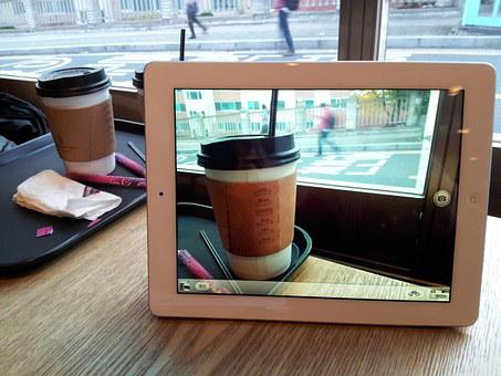 Ipad, Repeat Landscape, The Coffee Shop, Fun, Camera