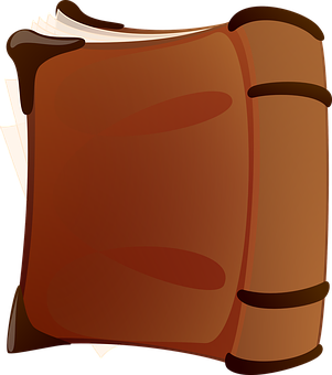 Book, Hard, Cover, Brown, Education