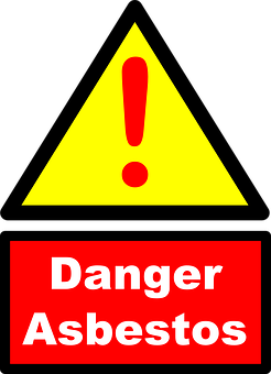 Asbestos, Danger, Warning, Carcinogen, Dangerous