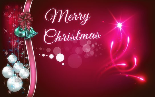 Christmas, Map, Winter, Decoration, Background