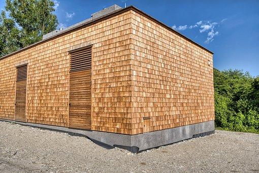Shingle, Wood, Wood Paneling, Wood Shingles