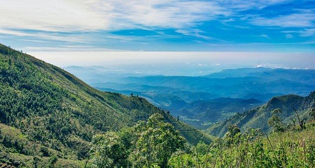 Devil's Staircase, Sri Lanka Mountains