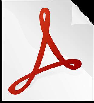 Adobe, Pdf, Application, Acrobat, Icon, Symbol, Reader