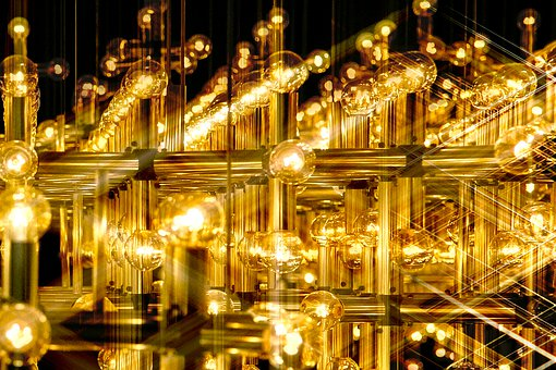 Lights, Lighting, Light Bulbs