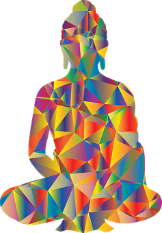 Buddha, Buddhism, Silhouette, Meditation, Philosophy