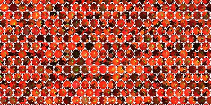 Apple, Apple Pattern, Apple Design, Hd Wallpaper