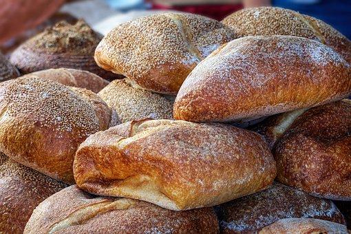 Bread, Fresh, Bakery, Baker, Nutrition, Baked