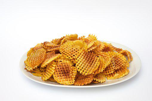 Chips, Potato, Potato Chips, Homemade, Eat, Recipes