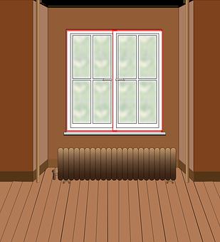 Window, Heater, Heating Element, Interior, Room