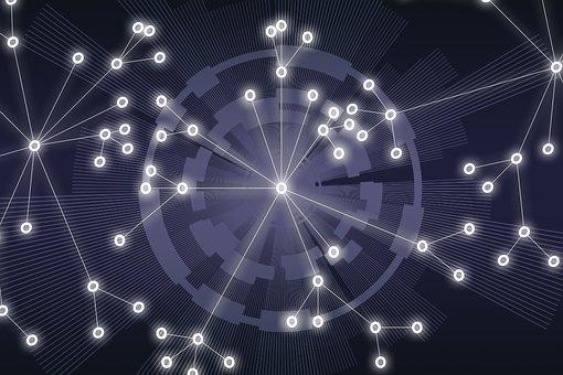 Network, Connection, Internet, Communication, Business