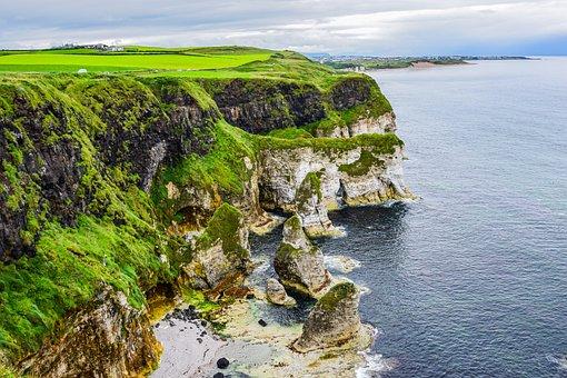 Bay, Northern Ireland, Ireland, Vacations, Travel