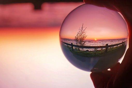 Sunset, Seascape, Beach, Sea, Nature, Landscape, Sky