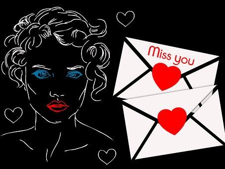 Letter, Dedicated, Surprise, Feeling