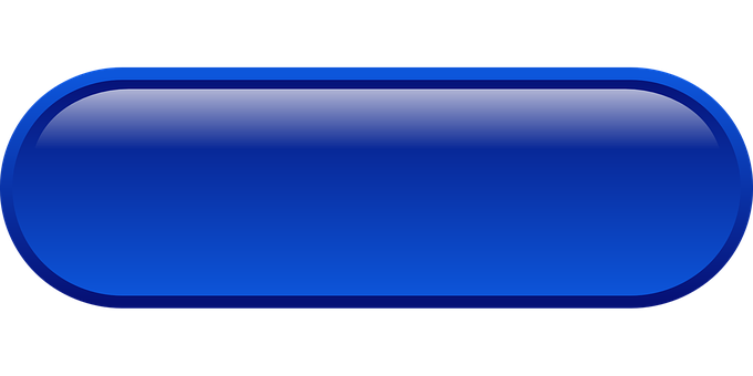 Blue, Button, Computer, Shape, Pill, Rounded, Color