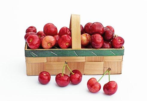 Cherry, Cherries, Sweet Cherry, Sweet Cherries, Fruit