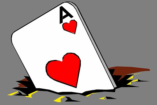 Saying, Ace, Hole, Card, Gambling