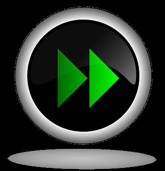 Forward, Button, Icon, Back, Web, Internet, Control