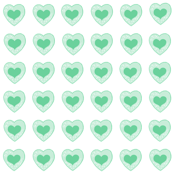 Valentine's Day, Mother's Day, Green, Heart, Love