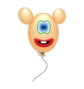 Sketch, Funny, Cute, Character, Fun, Symbol, Animal