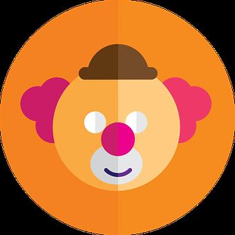 Clown, Circus, Entertainment, Attraction, Culture