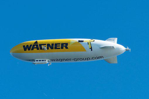 Airship, Zeppelin, Aircraft, Rigid Airship, Aviation