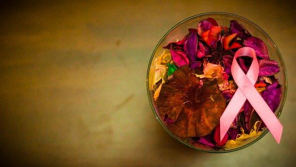 Bowl, Ribbon, Pink, Glass, Celebration, Decoration