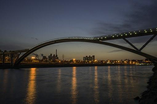 Seonyudo, Han River, Bridge