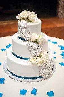 Cake, Wedding, Food, Sweet, Dessert, White, Celebration
