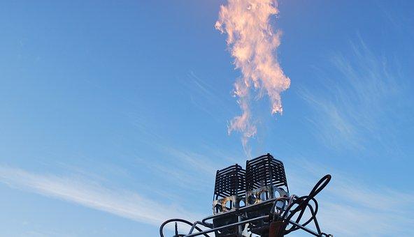 Hot Air Balloon, Burner, Flame, Hot, Flight, Fire, Fly