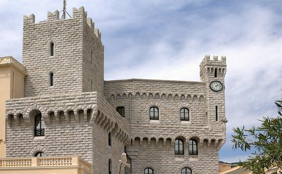 Monaco, Prince Castle, Gebeute