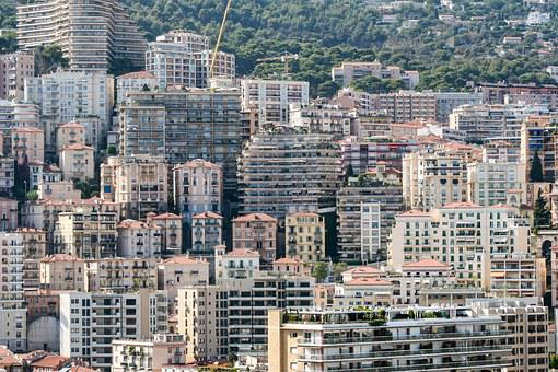 Monaco, Principality Of, City, Architecture, Grimaldi