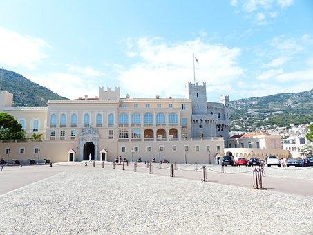 Prince Palace, Monaco, Palace, Grimaldi, Residence