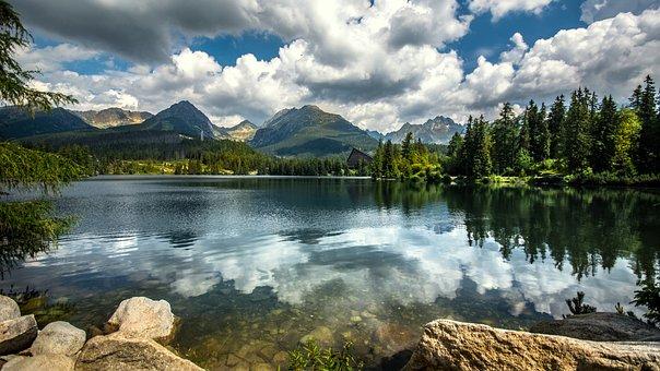 Tatras, Mountains, Landscape, High Tatras, Slovakia