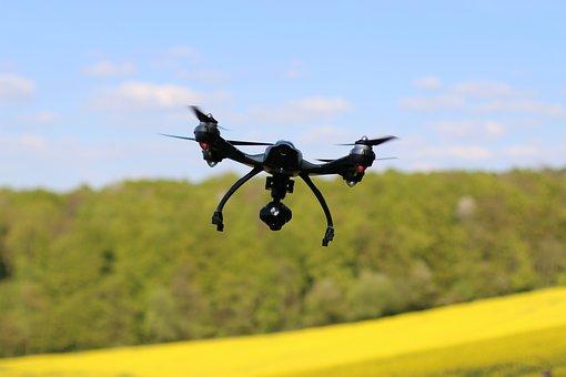 Drone, Technique, Technology, Innovation, Propeller