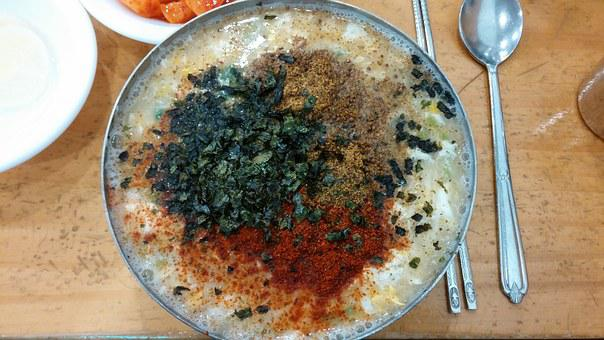 Noodles, Jeonju, Korea Food