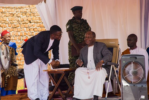 Royals, Kabaka Of Buganda, Katikiiro Peter Mayega