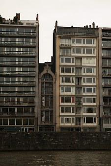Liege, Homes, Liège, Architectural, Maas, Bowever