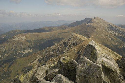 Chopok, Peak, Low Tatras, Slovakia, Nature, Mountain