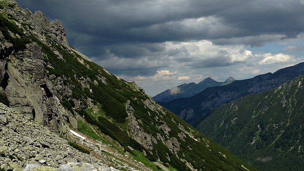 Tatry, Mountains, Landscape, Nature, The High Tatras