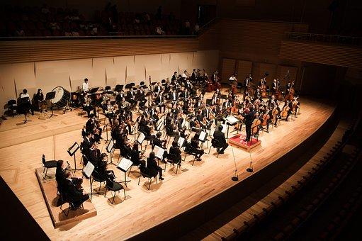 Orchestra, Seongnam Arts Center, Snart