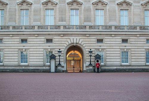 Buckingham, Guard, London, Palace, Royal, British, Uk