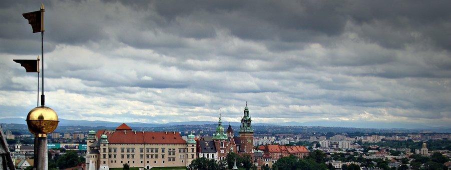 Wawel, Kraków, Castle, Poland, Monument, Architecture