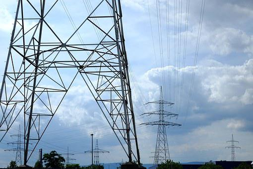 Peripheries, Current, Pylon, Electricity, Strommast