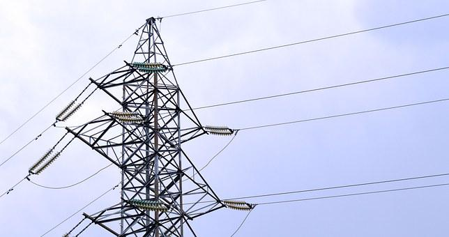 Electricity, Pylon, Power Line, Energy, Industry, Wire