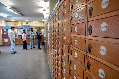 Russia, Post Office, Post, Switch