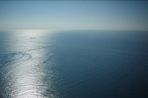 Sea, Sea Landscape, Busan Sea