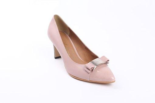 Pink Shoe, Shoe, High Heels, Pump Gas, Shoes