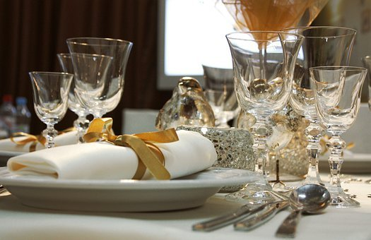Plate, Cutlery, Tableware, Retro, Rustic, Glass