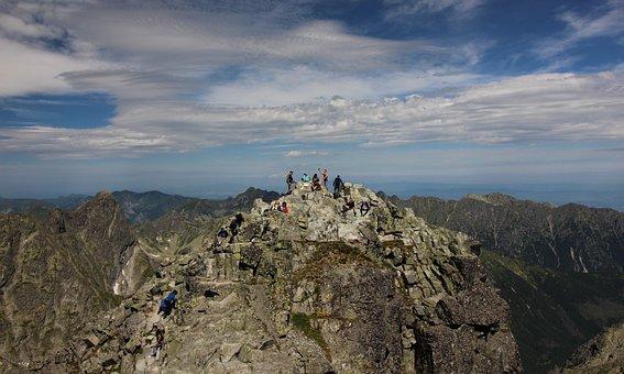 Tatras, Features, Slovakia, Mountain, Rock, High Tatras