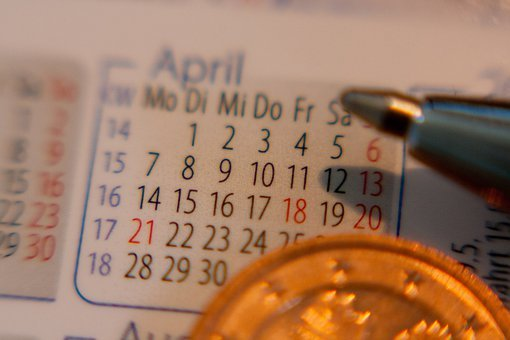 Calendar, Date, Time, Pen, Office, Appointment